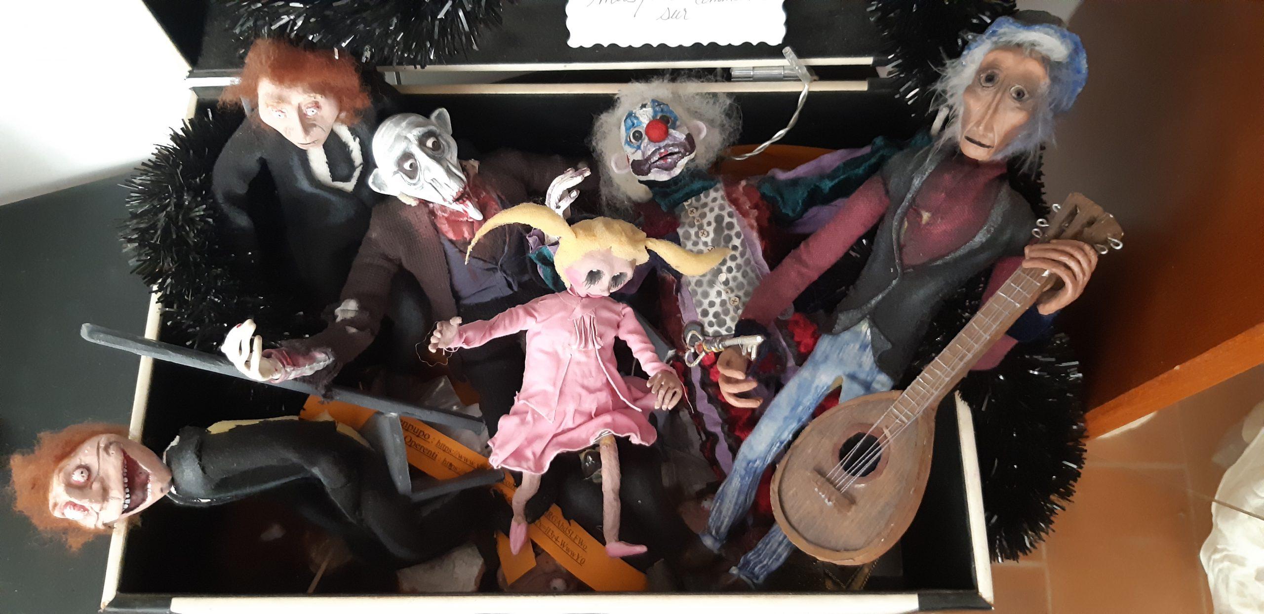 Pôle expo marionnettes