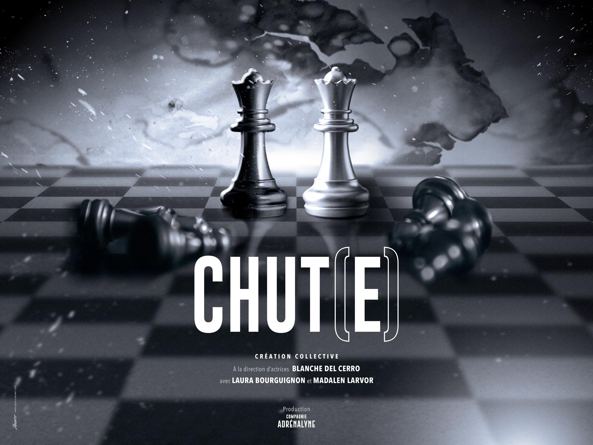 Affiche Chut(e)